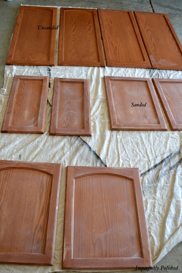 Painting Kitchen Cabinets | Imperfectly Polished